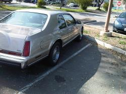 Midnightinsds 1988 Lincoln Mark VII