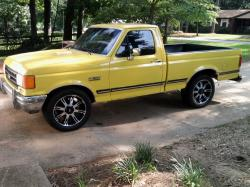 lashaunromans 1989 Ford F150 Regular Cab