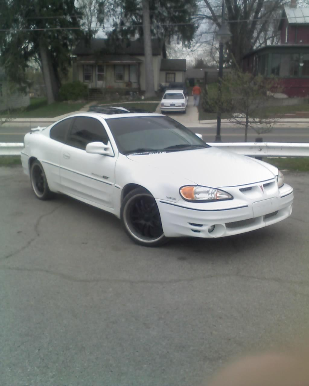 9902GAGT 1999 Pontiac Grand AmGT Coupe 2D Specs, Photos
