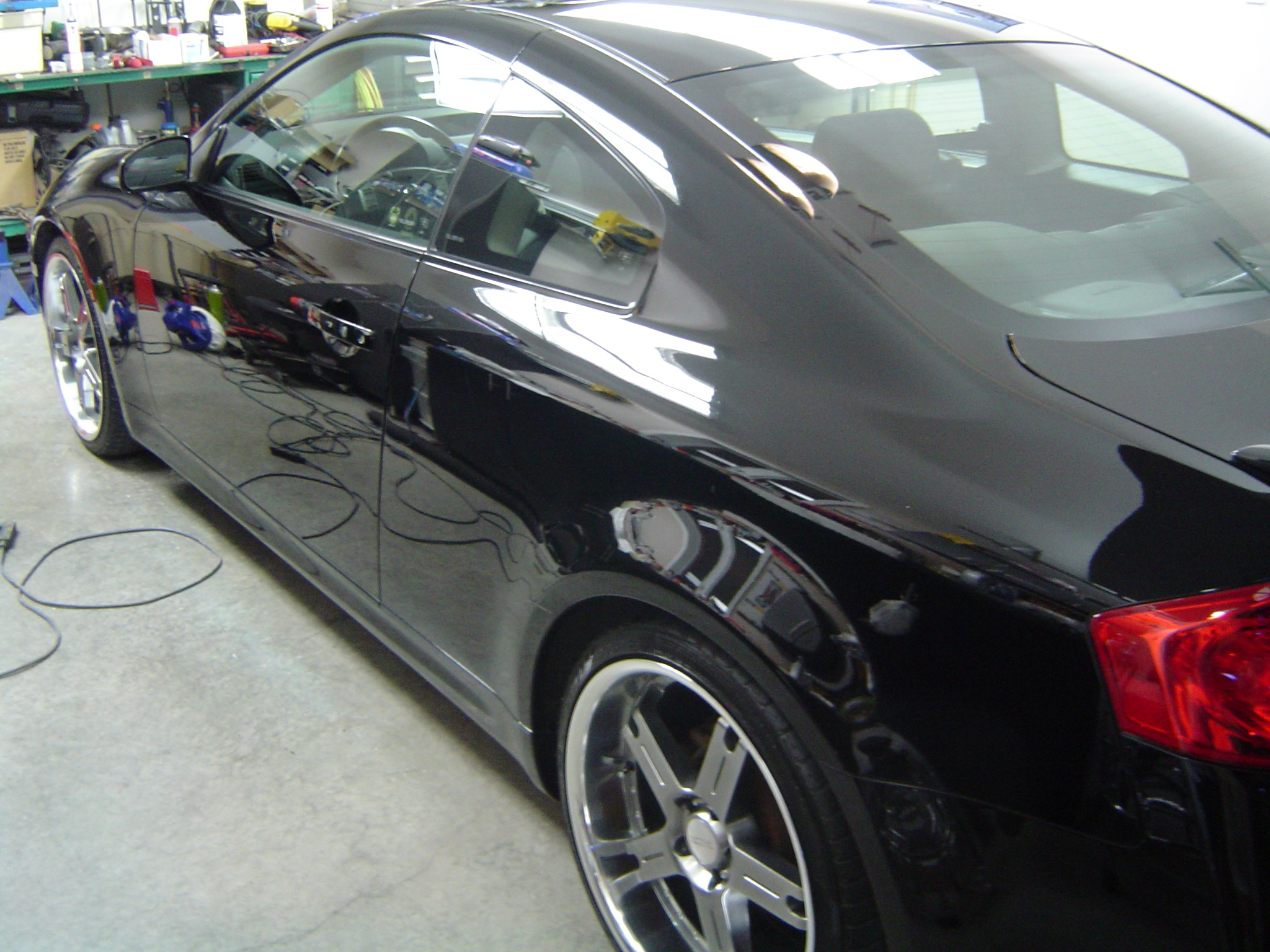 p4ck m4n 39 s 2006 infiniti g g35 coupe 2d in montreal qc. Black Bedroom Furniture Sets. Home Design Ideas