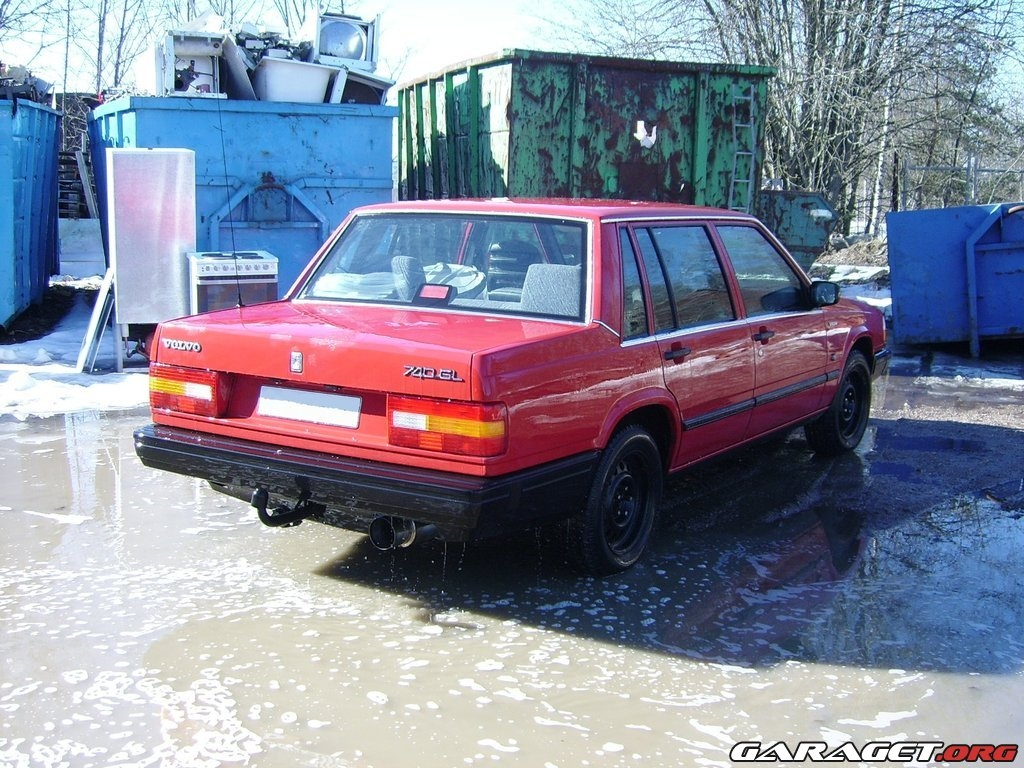 Another TheGreenWish 1990 Volvo 740 post... - 14388744