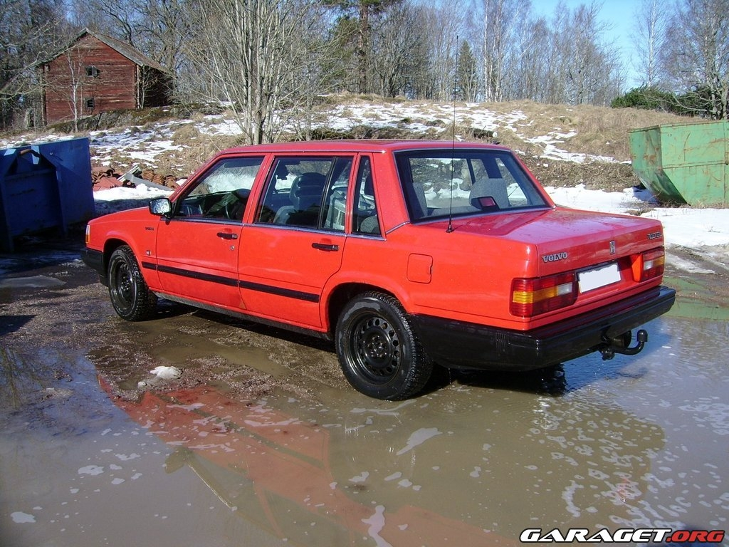Another TheGreenWish 1990 Volvo 740 post... - 14388745