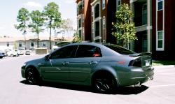 DRS25s 2005 Acura TL