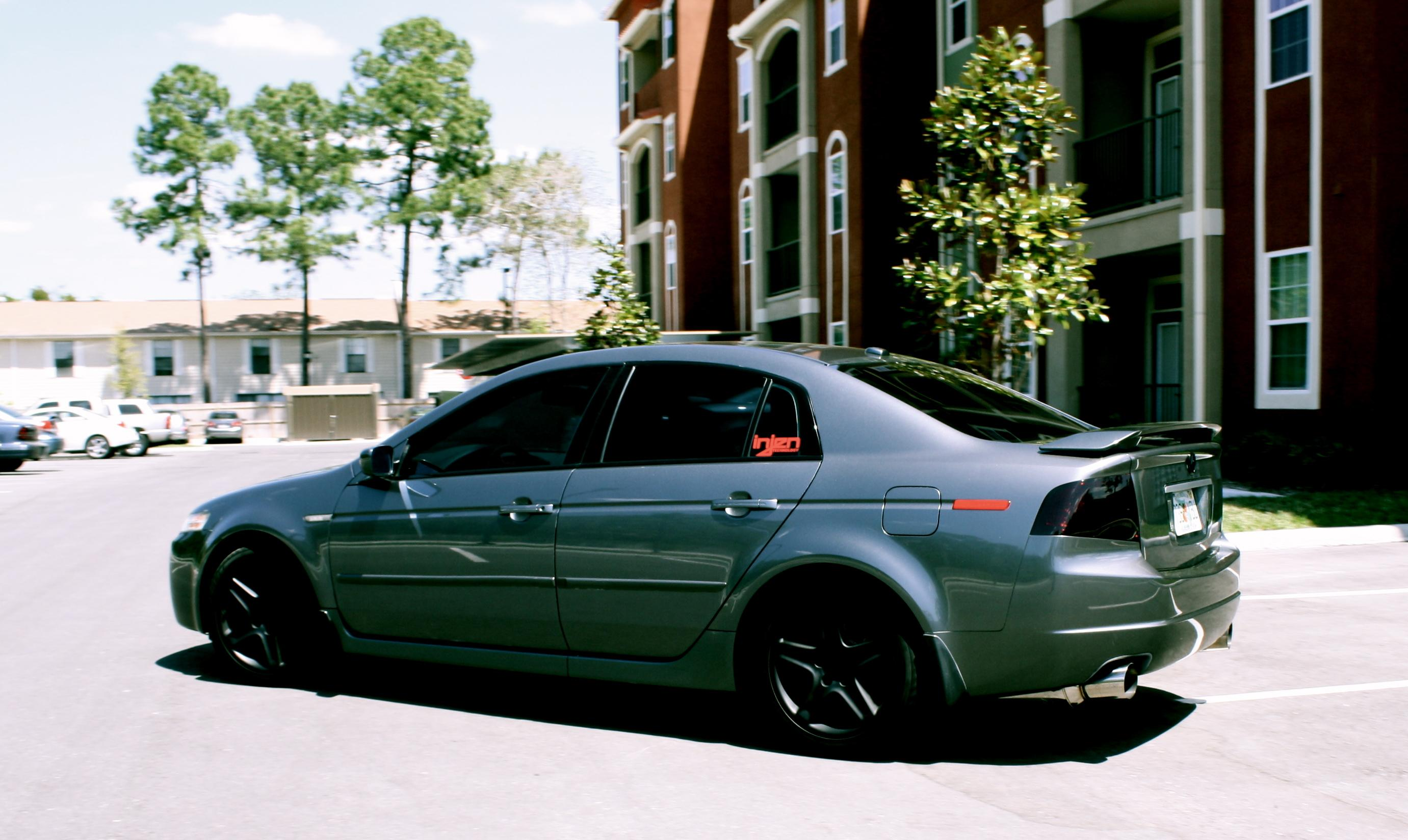 DRS25's 2005 Acura TL