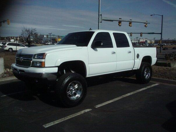 badnblk 2006 chevrolet silverado 1500 crew cab specs photos modification info at cardomain. Black Bedroom Furniture Sets. Home Design Ideas