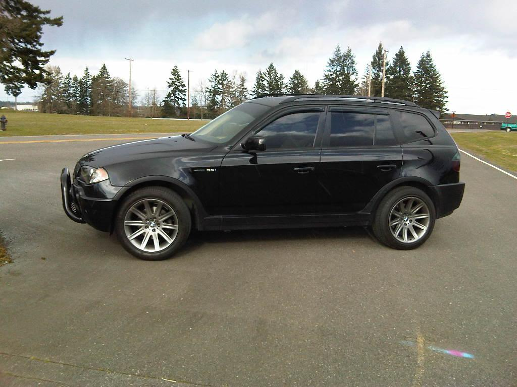 2005 bmw x3 view all 2005 bmw x3 at cardomain. Black Bedroom Furniture Sets. Home Design Ideas
