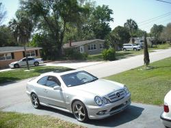 ACHIKORO55s 1999 Mercedes-Benz CLK-Class