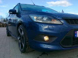 camans 2010 Ford Focus
