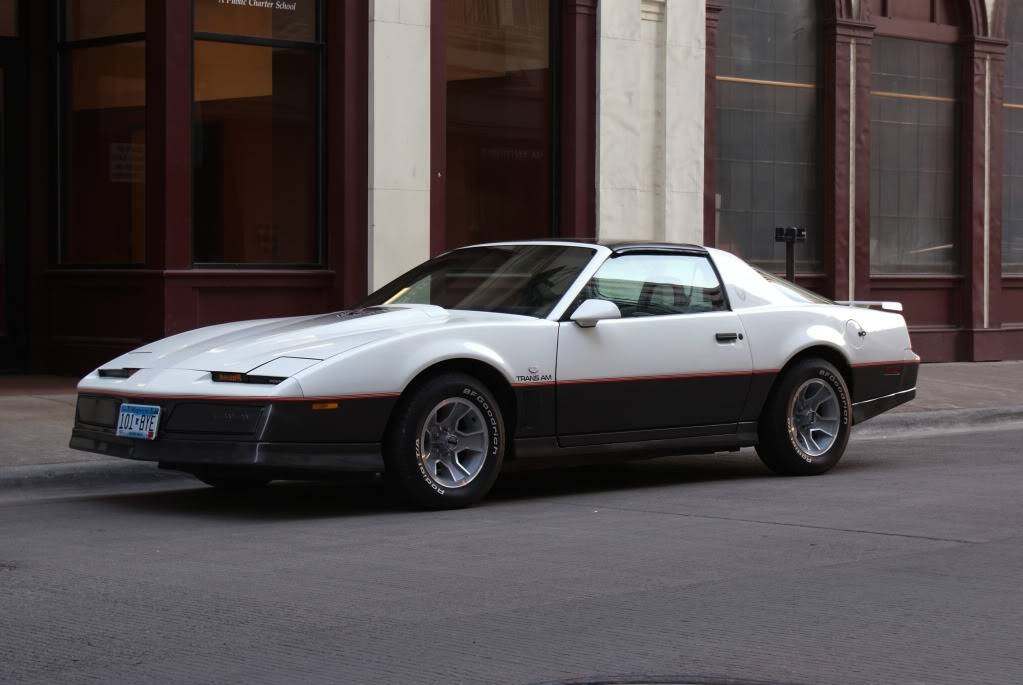 Another supertrick_05 1983 Pontiac Trans Am post... - 14389361