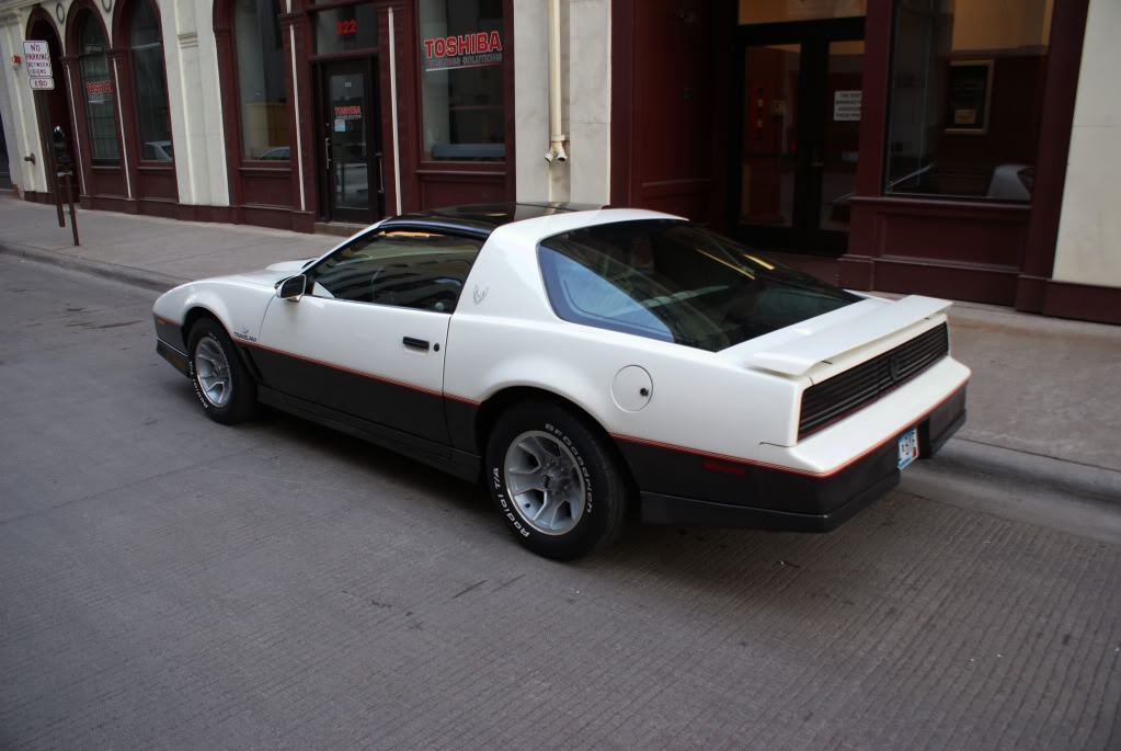 Another supertrick_05 1983 Pontiac Trans Am post... - 14389362
