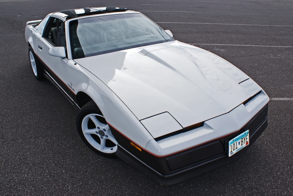 Another supertrick_05 1983 Pontiac Trans Am post... - 14389371