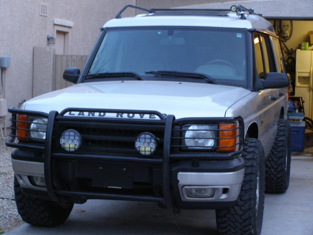 22dirty 2000 land rover discovery series ii specs, photos