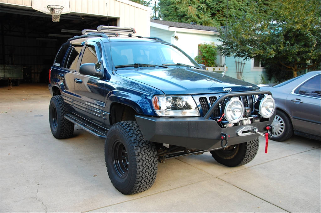 2000 jeep grand cherokee laredo lifted. Black Bedroom Furniture Sets. Home Design Ideas