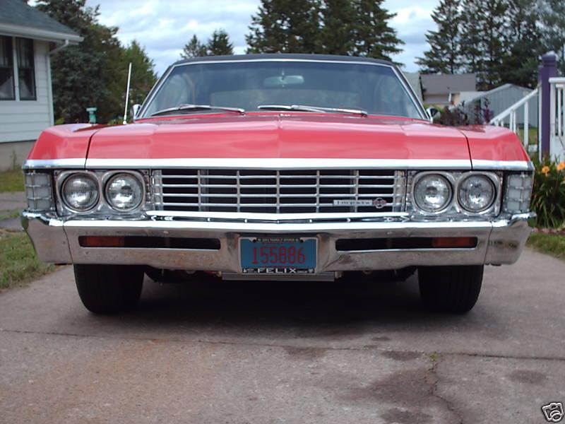 66wildcat 1967 Chevrolet Impala Specs Photos Modification Info At