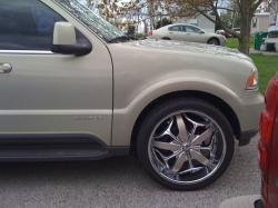 Bwland2s 2005 Lincoln Aviator