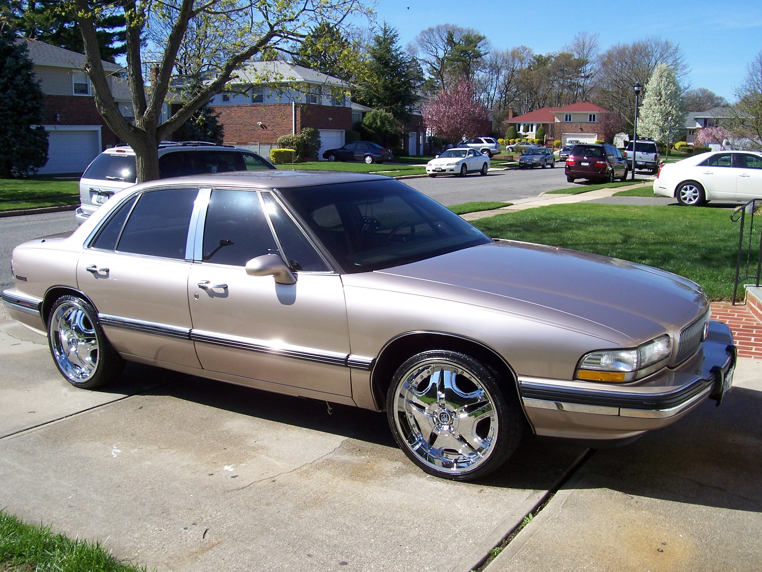 s youtube rims buick blacked lesabre watch out on