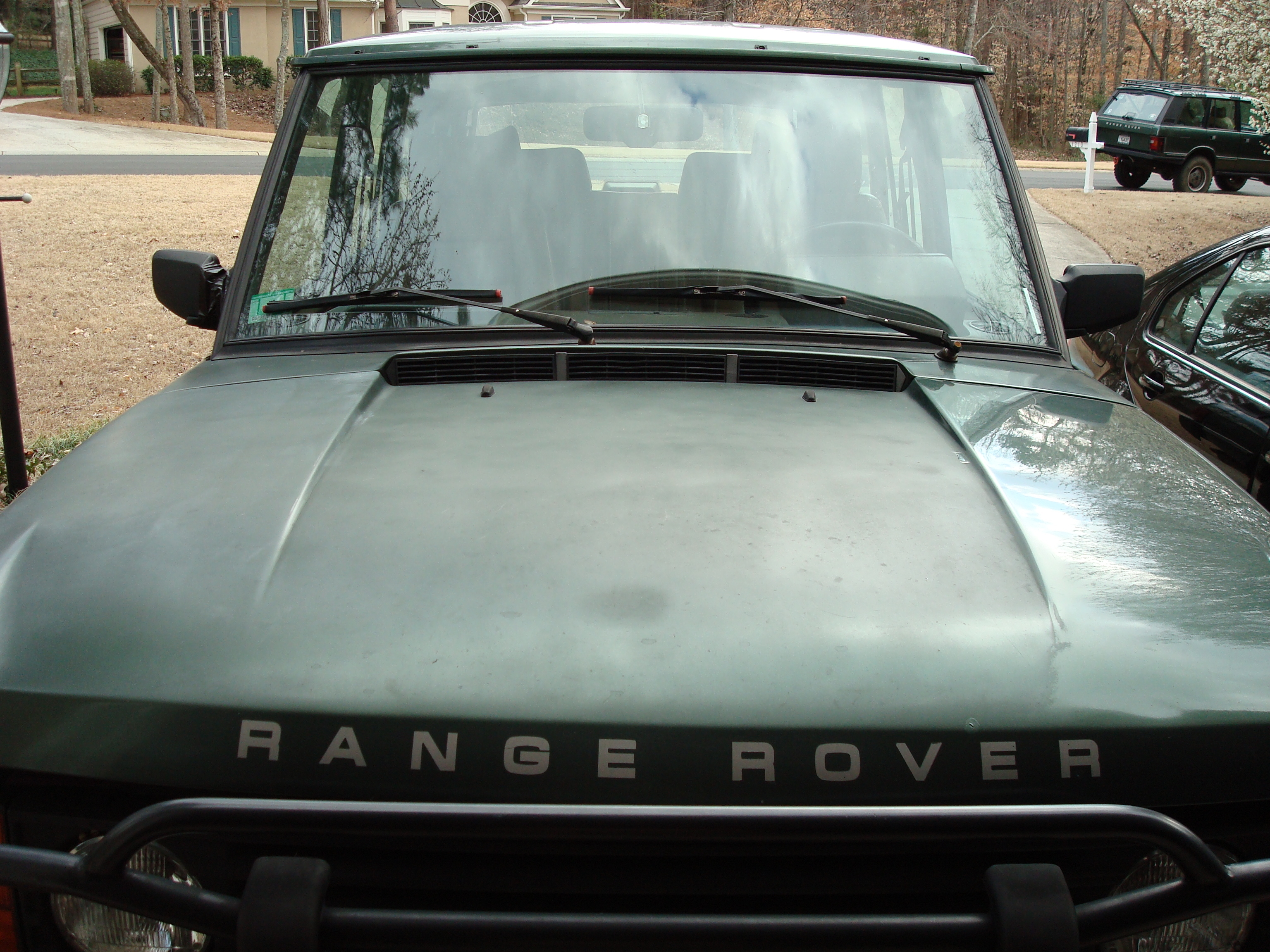 Another wardrw 1991 Land Rover Range Rover post... - 14391032