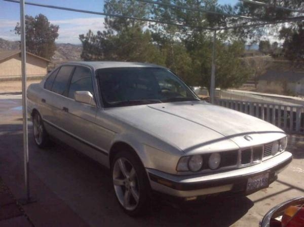 Mmbmw 1992 Bmw 5 Series525i Sedan 4d Specs Photos
