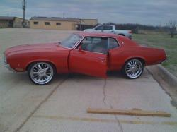 Gwizz3's 1971 Oldsmobile Cutlass Supreme