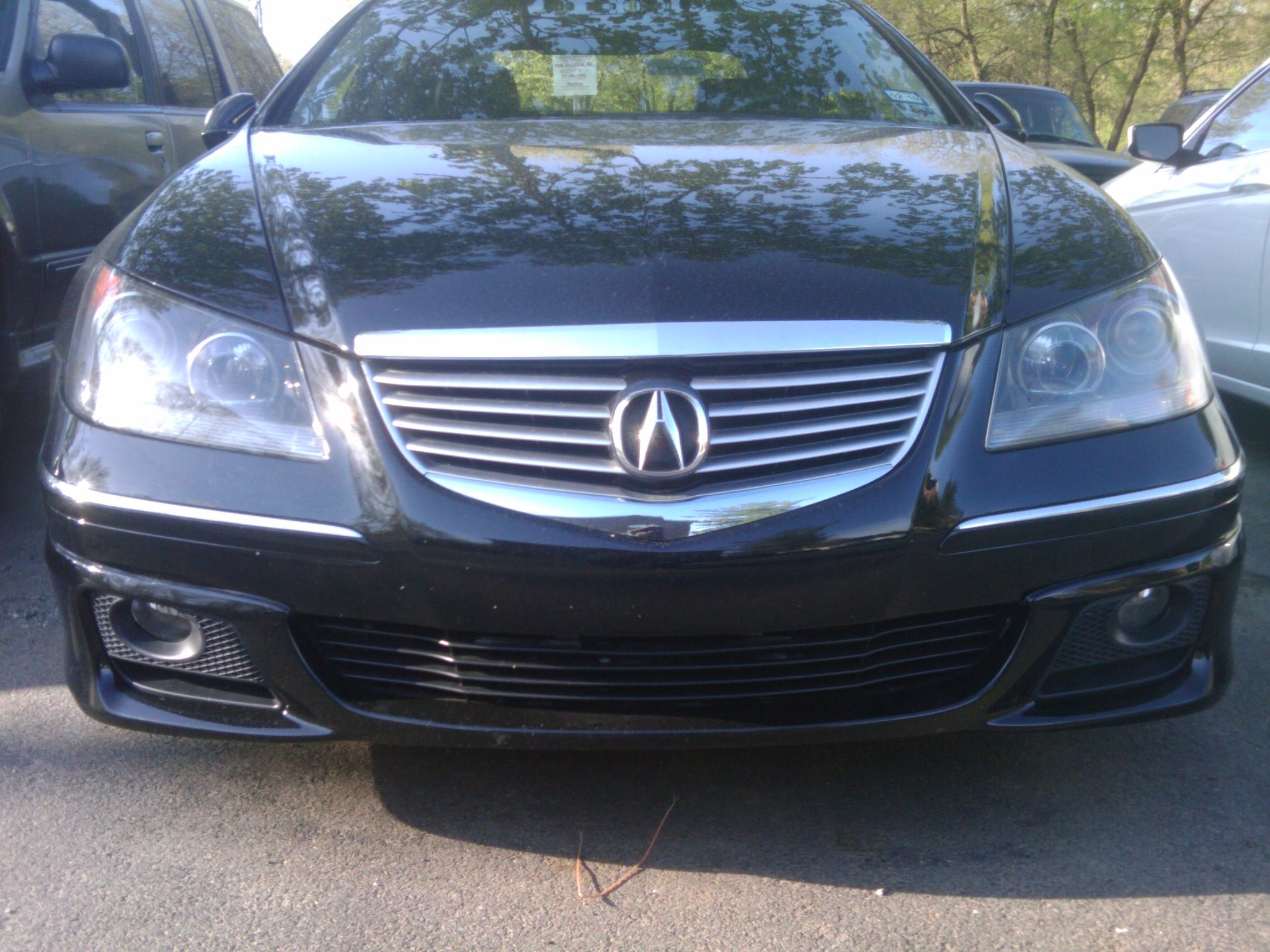 cousindanny 2005 acura rl specs photos modification info. Black Bedroom Furniture Sets. Home Design Ideas