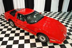 ActnPkgs 1984 Chevrolet Corvette 