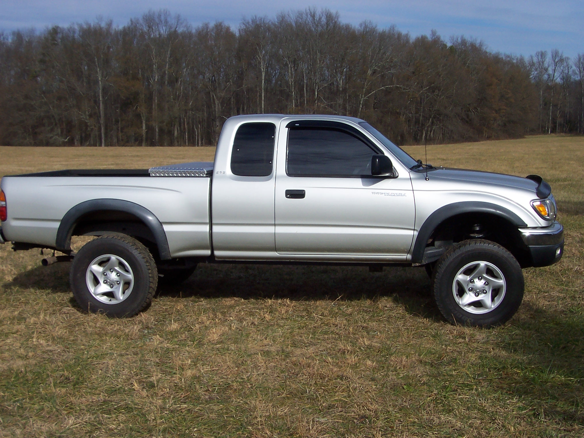 dbagwell 2001 toyota tacoma access cab specs photos modification info at cardomain. Black Bedroom Furniture Sets. Home Design Ideas