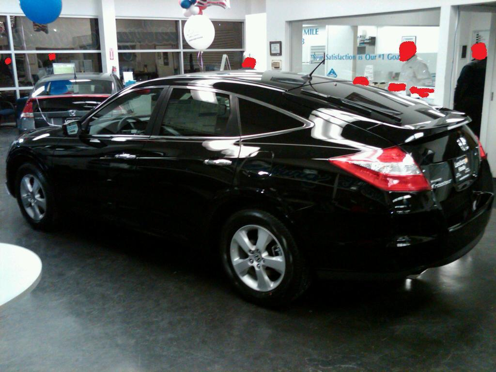 MK2009's 2010 Honda Accord Crosstour