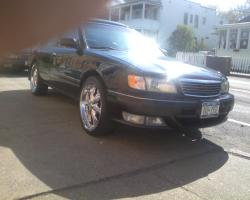 TwinBlacki30ss 1996 Infiniti I