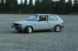 rabbitvrts 1982 Volkswagen Rabbit