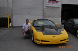 dchurbocks 1998 Chevrolet Corvette