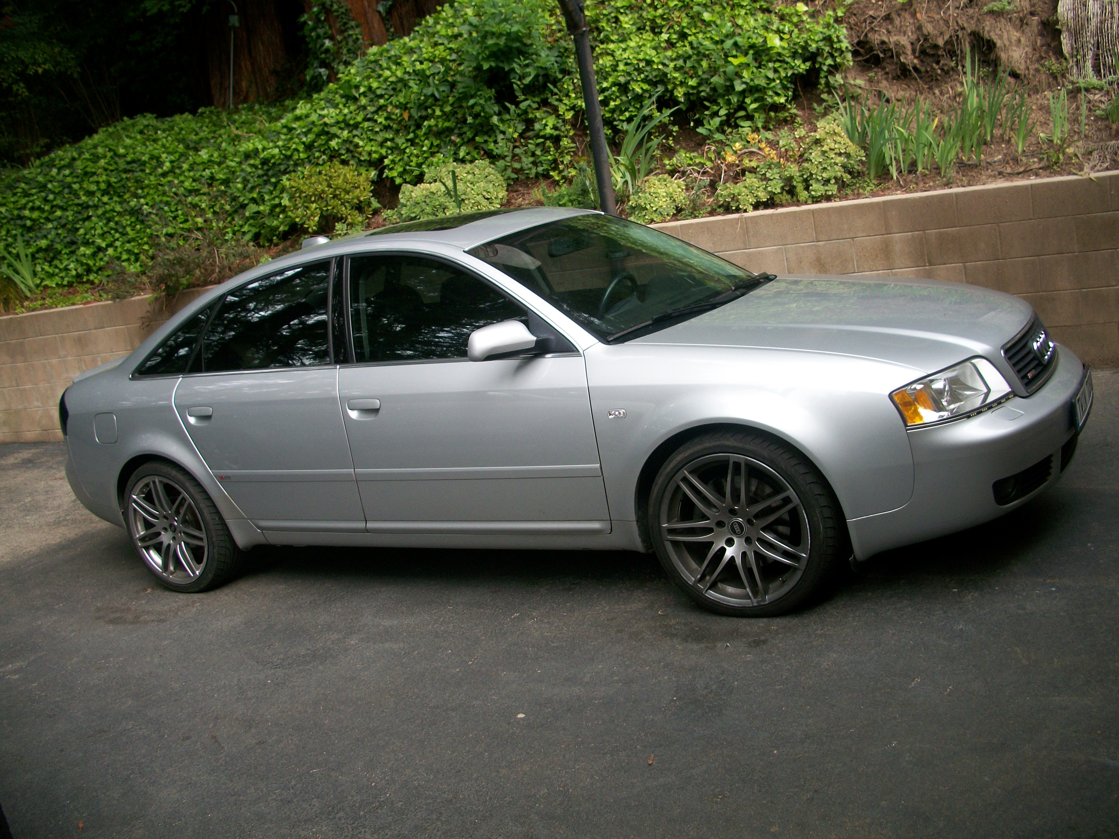 twinturbos line 2004 audi a6 specs photos modification info at cardomain. Black Bedroom Furniture Sets. Home Design Ideas