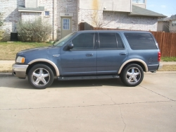 HEAVYHEMI74s 1999 Ford Expedition