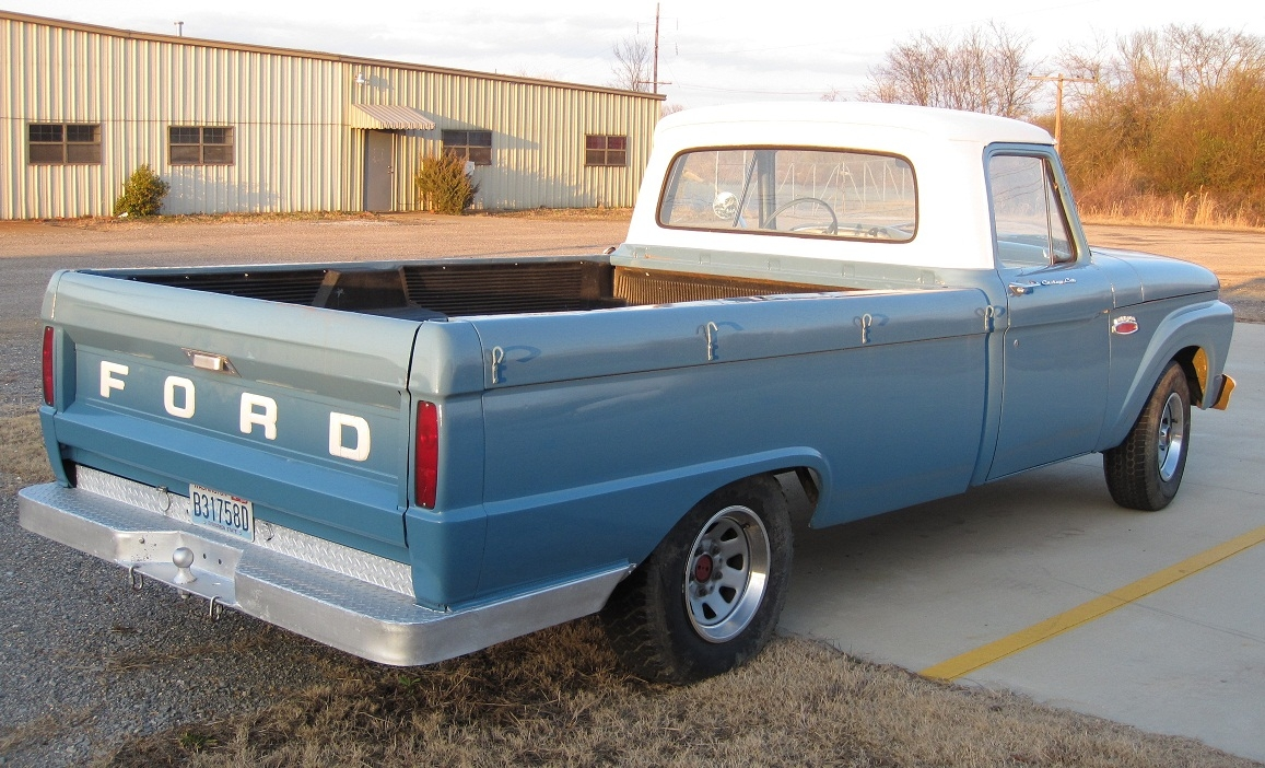 Another 99carseat 1965 Ford F150 Regular Cab post... - 14397103