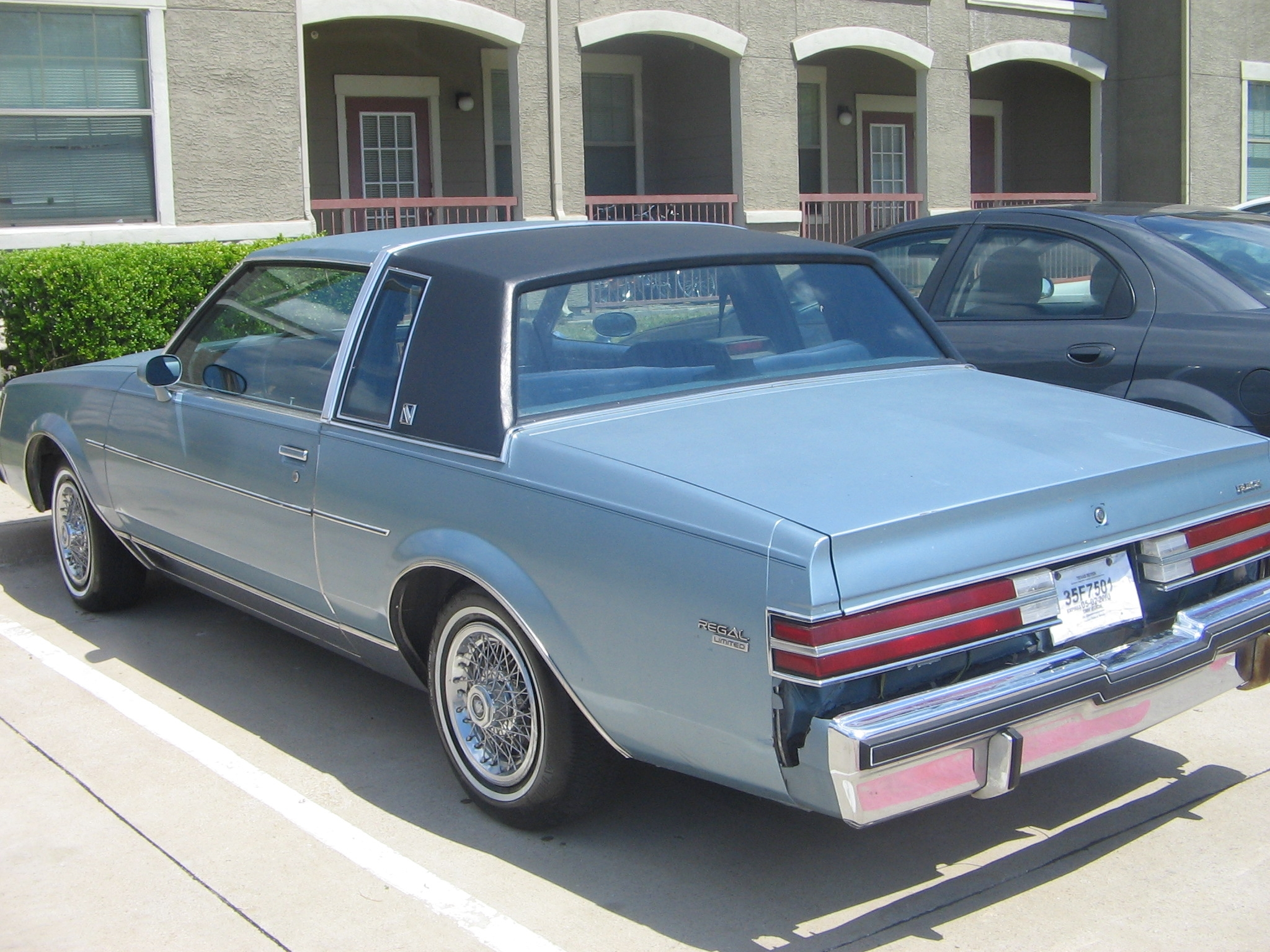 Another Blakking 1986 Buick Regal post... - 14397121