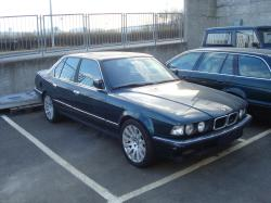 ojbarus 1993 BMW 7 Series