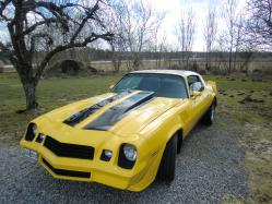 Bobfists 1979 Chevrolet Camaro