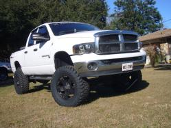 ramon20s 2004 Dodge Ram 2500 Quad Cab