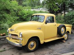 johnsoykut 1954 Chevrolet 1500 Extended Cab