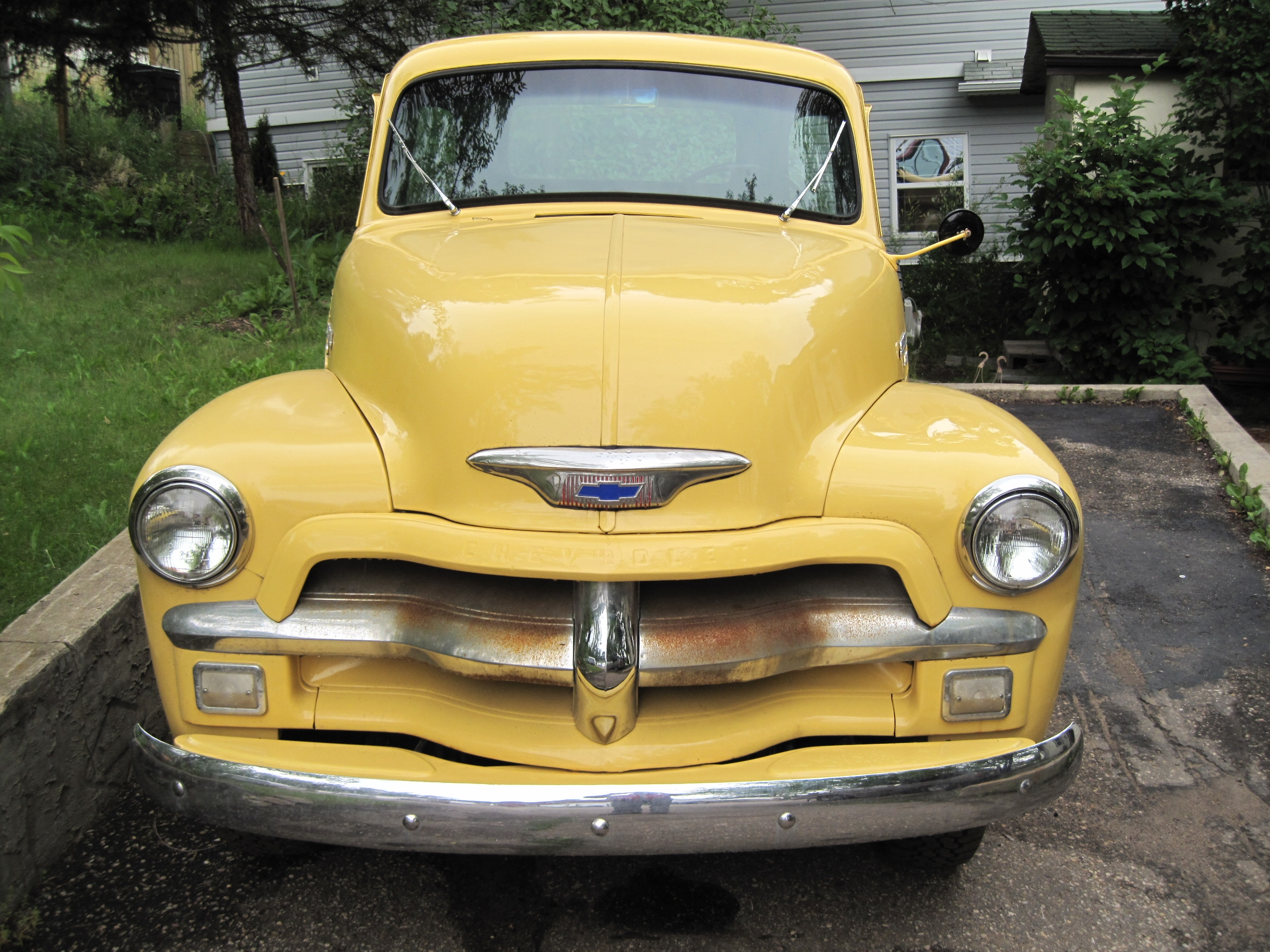 Another johnsoykut 1954 Chevrolet 1500 Extended Cab post... - 14398207