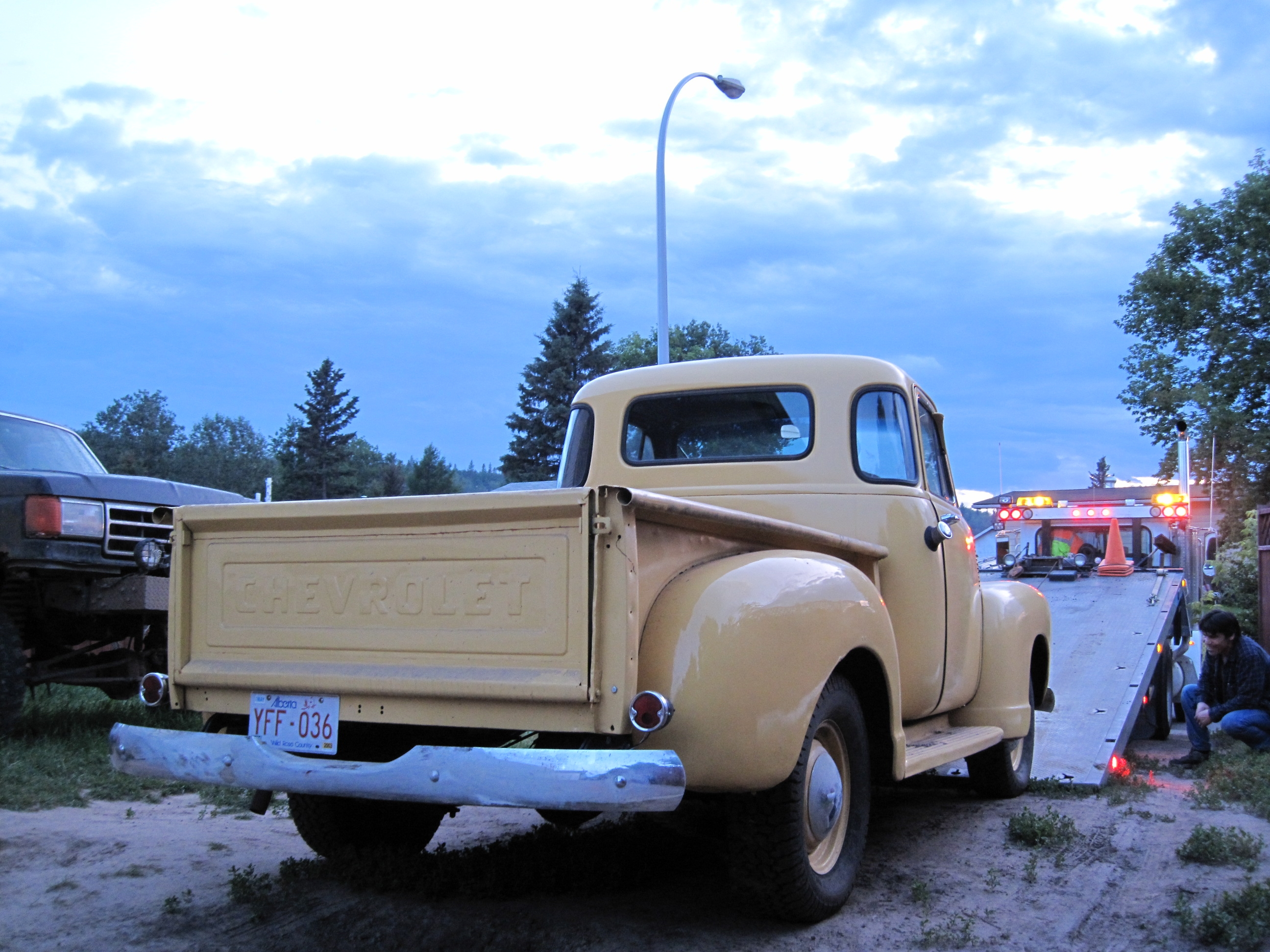 Another johnsoykut 1954 Chevrolet 1500 Extended Cab post... - 14398214