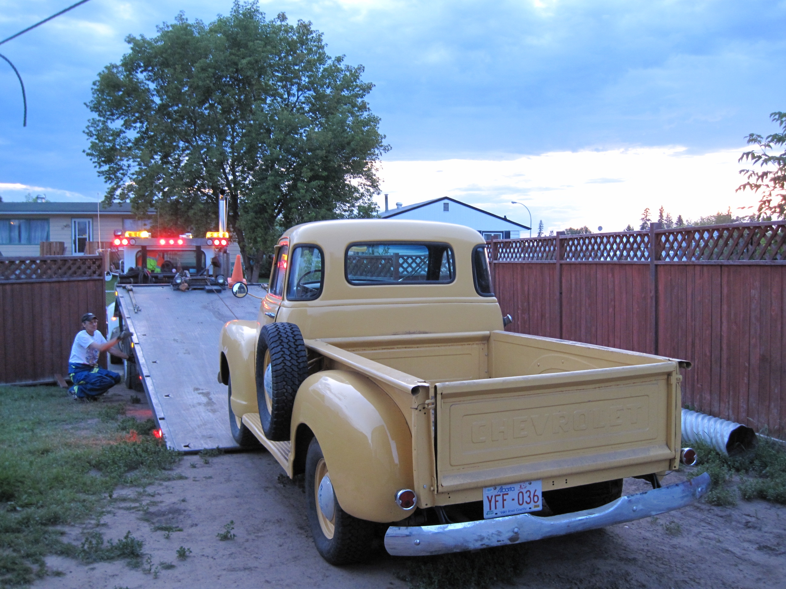 Another johnsoykut 1954 Chevrolet 1500 Extended Cab post... - 14398215