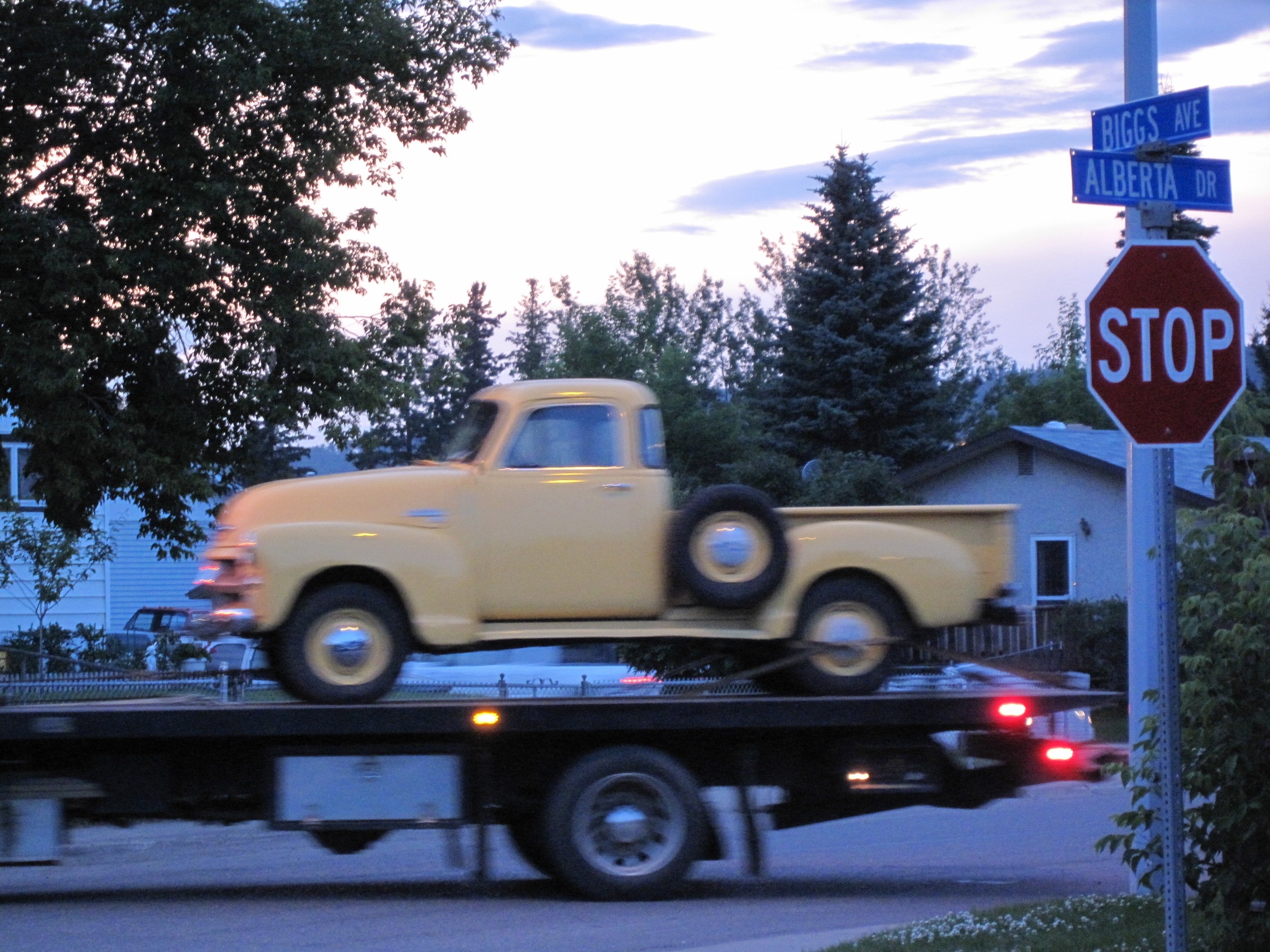 Another johnsoykut 1954 Chevrolet 1500 Extended Cab post... - 14398216