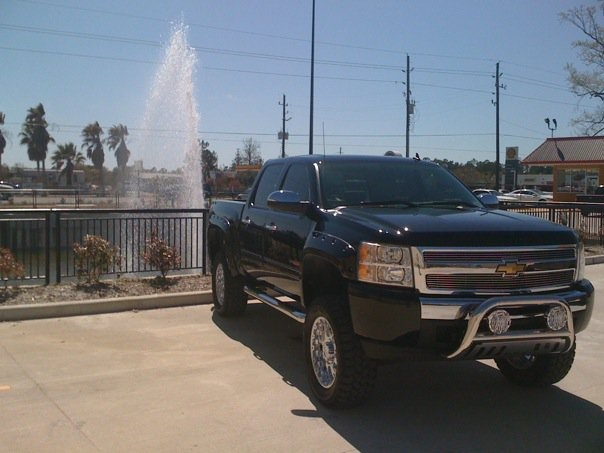 Another drummerguy947 2009 Chevrolet 1500 Extended Cab post... - 14398958