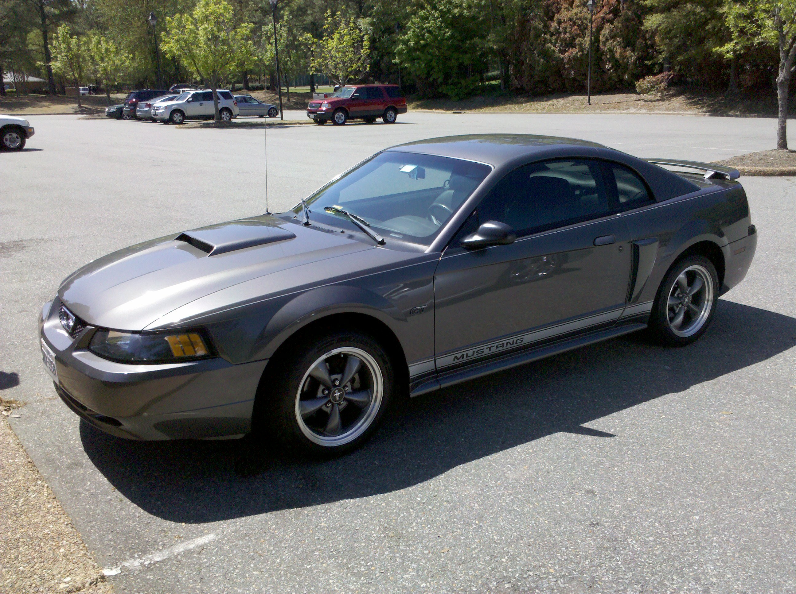 03mustang33 39 s 2003 ford mustang gt deluxe coupe 2d in odu va. Black Bedroom Furniture Sets. Home Design Ideas