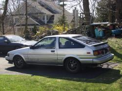 MasterHachiRokus 1985 Toyota Corolla