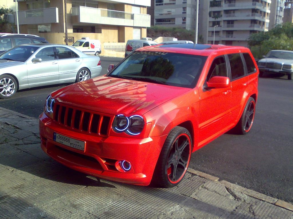 wazzwaziko 2005 jeep grand-cherokee specs, photos, modification