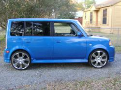 big_baller_318s 2004 Scion xB