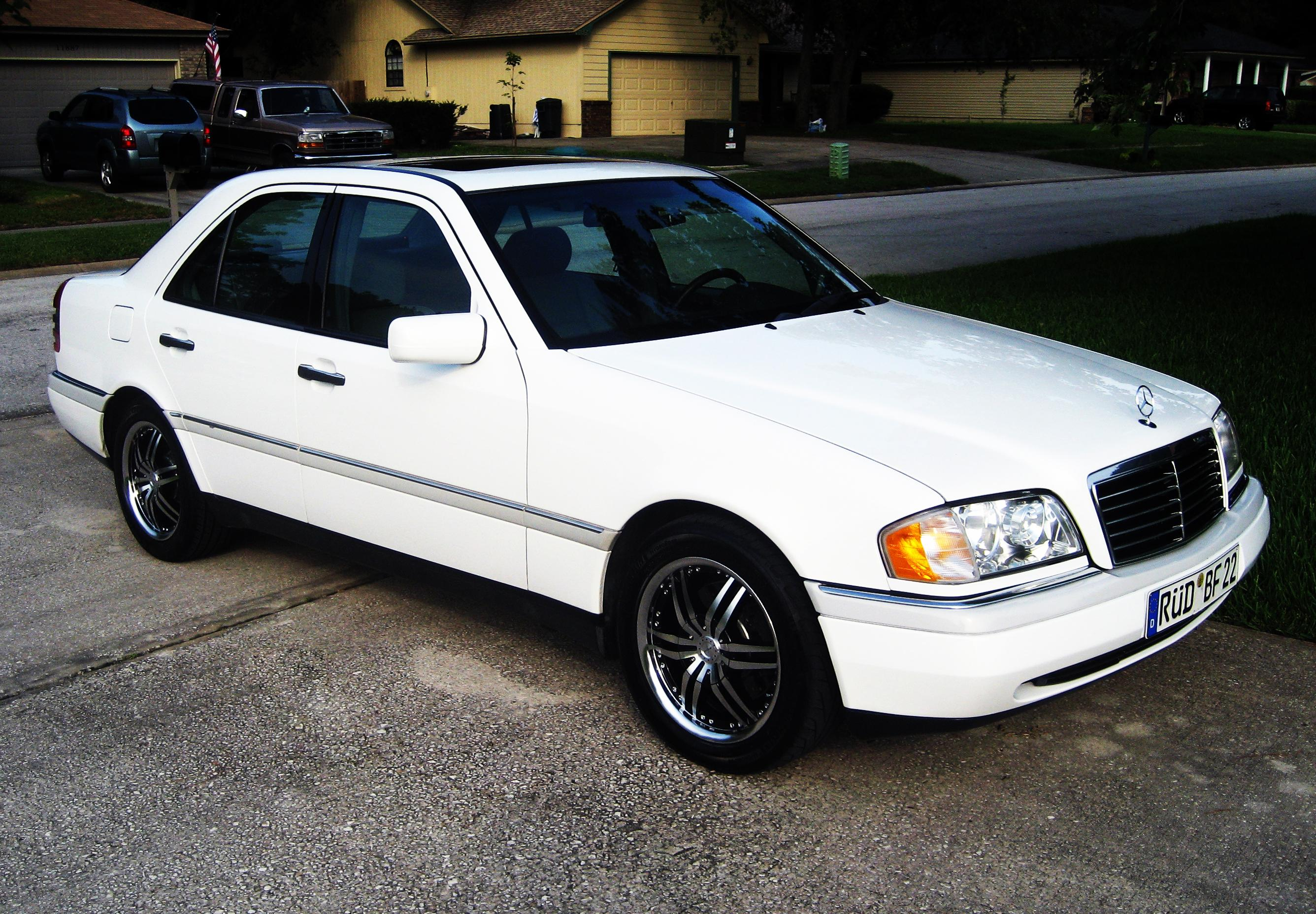 landonbyers 39 s 1996 mercedes benz c class c280 sedan 4d in