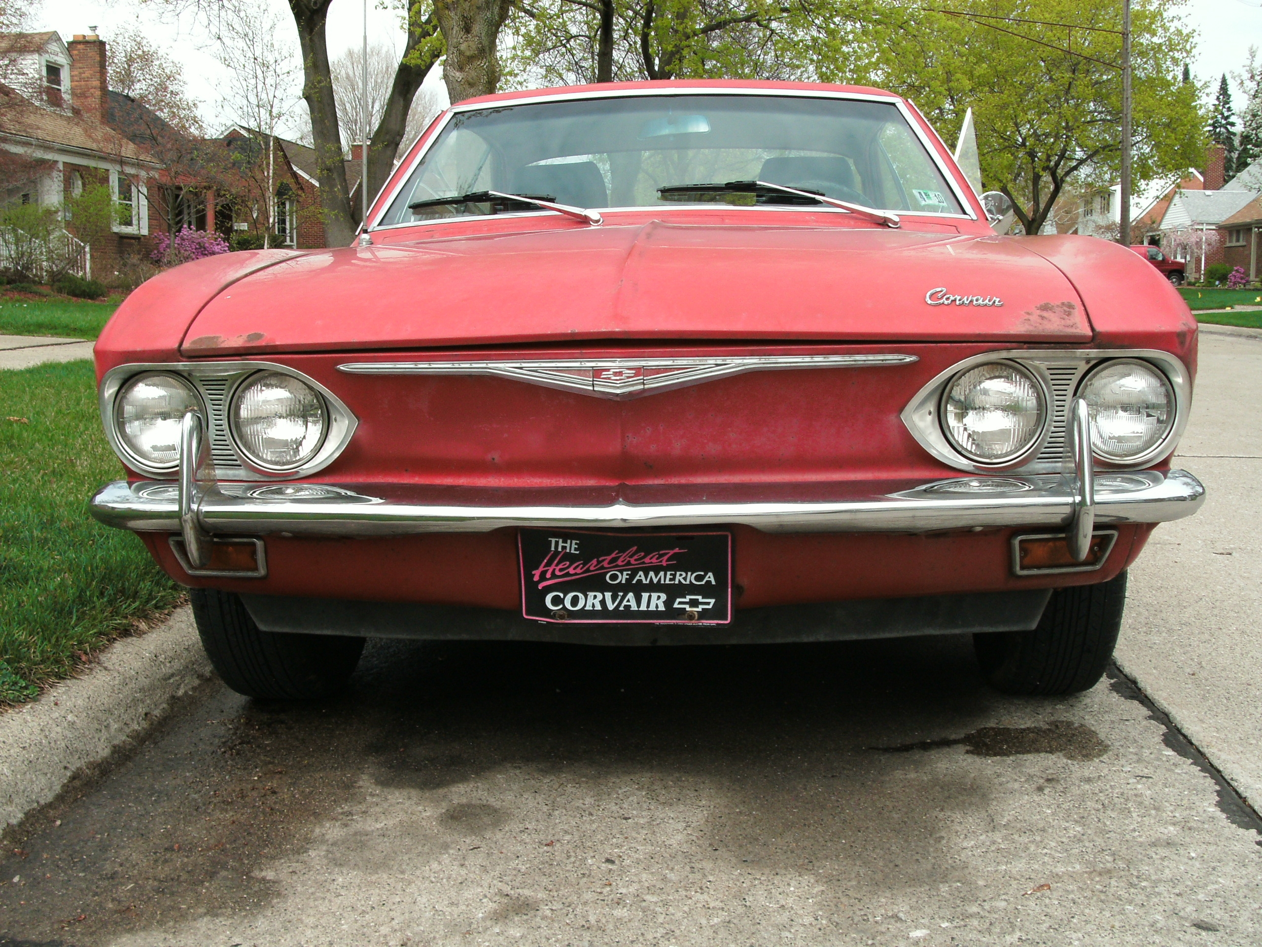 MissingParts 1965 Chevrolet Corvair 14400331