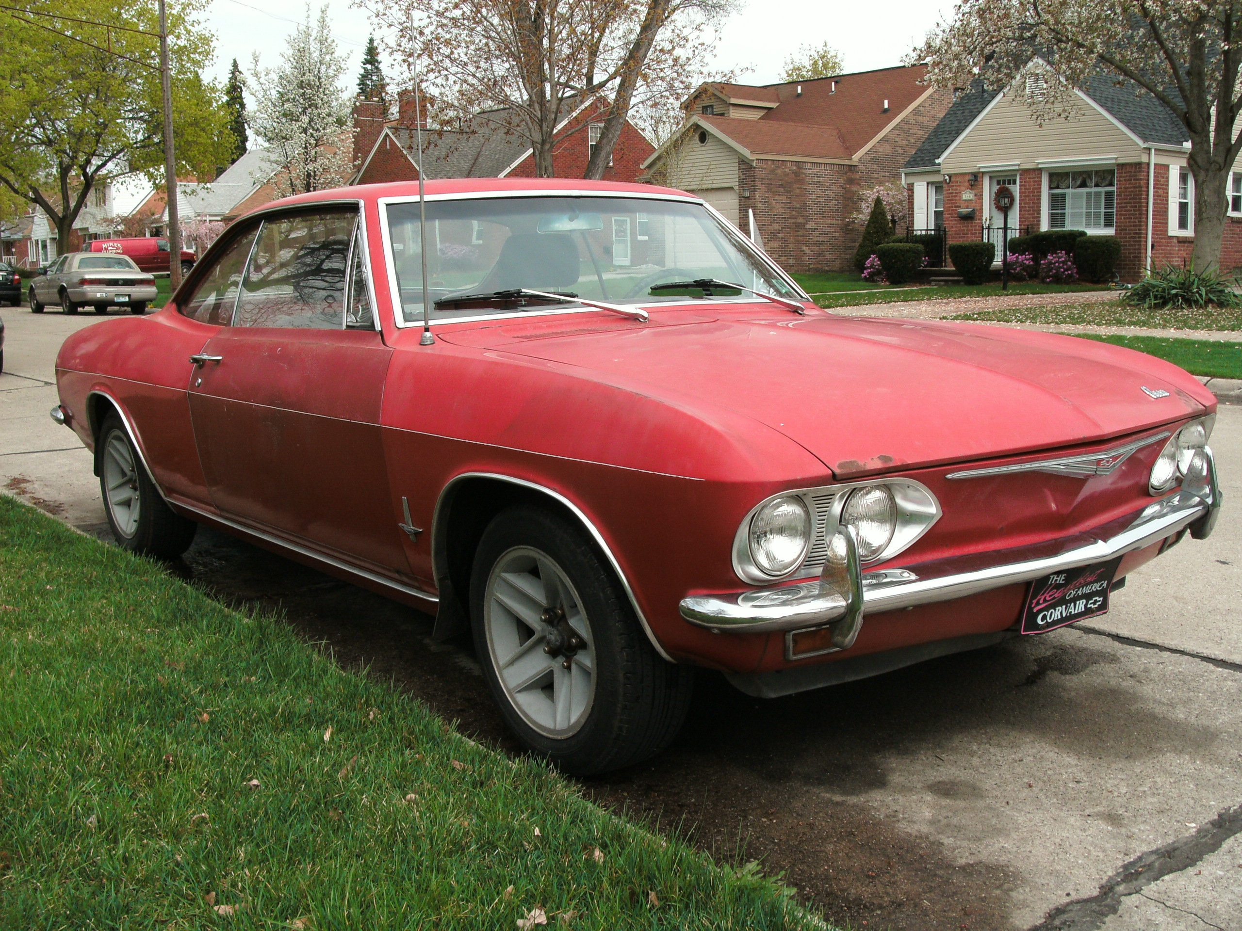 MissingParts 1965 Chevrolet Corvair 14400332